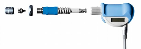 Swiss DolorClast EVO BLUE handpiece parts